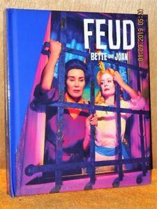 Feud: Bette & Joan Season 1 (DVD, 2018, 3-Disc) Susan Sarandon Jessica Lange FYC