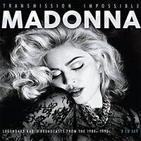 Madonna - MADONNA - Transmission Impossible (3 CD)