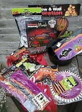 12 Pcs Halloween Bundle Party Home Decoration Accessories Scary Set Free P&P UK