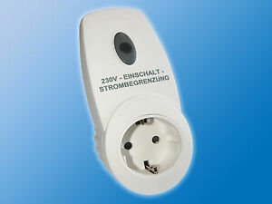 Einschaltstrombegrenzer   ESB 54-2   Anlaufstrombegrenzer   230V   3680W