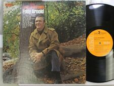 Country Lp Eddy Arnold Love & Guitars On Rca