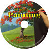 177 Books DVD, Ultimate Library on Painting, Paint Painters Water Color History