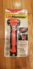 The Original LifeHammer Emergency Life Hammer Cut Belts Break Glass Safety Tool