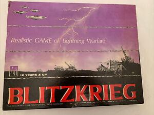 BLITZKRIEG Realistic Game Of Lightning Warfare