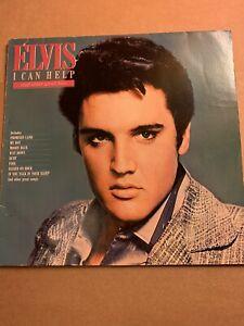 elvis presley records lp