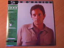 John O`Banion S/T + 2  Japan mini LP SHM CD