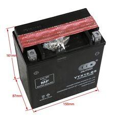YTX16-BS-1 Motorcycle Battery for SUZUKI VS1400GL GLP 1400CC 87-09 VL1500 S83