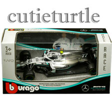 Bburago Mercedes Benz AMG Petronas F1 W10 EQ Power 1:43 77 Valtteri Bottas 38036