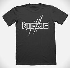 Nitrate Open Wide Tshirt (realworld, Cd Band Tshirt)