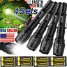 Zoomable Ultrafire Tactical 350000LM 5-Modes T6 LED 18650 Focus Flashlight Torch