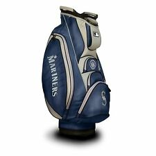 NEW Team Golf MLB Seattle Mariners Victory Golf Cart Bag