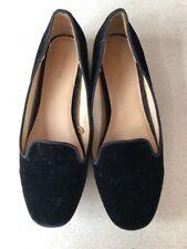 8788241591d Zara Loafers Velvet Flats   Oxfords for Women for sale