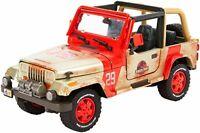 Matchbox Jurassic World 1/18 Jeep Wrangler FRM53