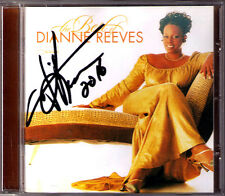 Dianne REEVES Signiert THE BEST OF Better Days I Remember Old Souls CD Autograph