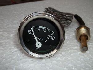 David Brown Tractor Water Temperature Gauge