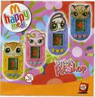 McDonald's MC DONALD'S HAPPY MEAL - 2007 Littlest Pet Shop Pezzi singoli