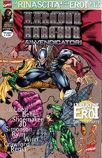 Iron Man & I Vendicatori N. 30 (La rinascita eroi N.12)