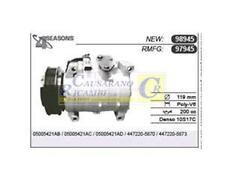COMPRESSORE CLIMATIZZATORE CHRYSLER  VOYAGER  III  2,8  CDR  02.00-