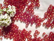 6/0 Toho Seed Beads 9-Silver-Lined Garnet /28 grams  # 25D