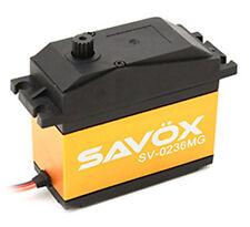 Savöx Auto Servo grossmodellservo sv-0236mg fuerza de accionamiento 32kg METAL
