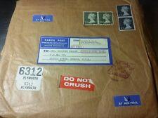 Wedgewood London Landmarks Plate in Original Packaging and Customs Package