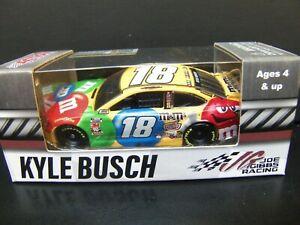 Kyle Busch 2020 M&M's #18 Joe Gibbs Camry NASCAR 1/64 CUP FREE US SHIP