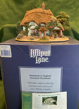 Lilliput Lane House - The Pottery