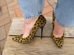 THE PERFECT PUMP - 5 INCH STILETTOS