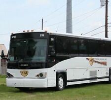 Mci Dl3 Charter Bus - 55 passenger