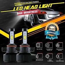 5202 LED Fog Light Kit for GMC Sierra 1500 2008-2015 6000K White 3600W 540000LM