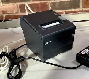 Epson TM-T88V M244A Thermal Receipt Printer With Free Box Thermal Paper Rolls