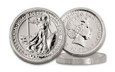 2013 Royal British Mint - S.S. Gairsoppa Britannia - 1/4 oz Silver Coin