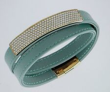 Swarovski Original Bracelet vio Mint Green NEW