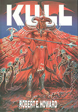 Kull Hardcover HC w/ slipcase S&N Ltd to 400 Robert E Howard REH Conan Red Sonja