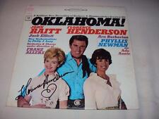 Actress Florence Henderson Brady Bunch Signed Autographed LP Record W/PROOF+COA
