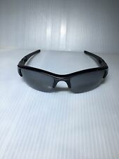 Oakley Flak 24-434 Black Mirror Sunglasses-Needed Lenses Or Able Useable