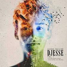 Jacob Collier Metropole Orkest Jules Buckley - Djesse (NEW CD)