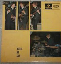 BEATLES FOR SALE - Original AUSTRALIA PARLOPHONE Black/Silver Label PCSO-3062