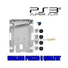 SONY PS3 PLAYSTATION 3 CECH-40XX CADDY CASE TRAY SLITTA CONTENITORE COMPLETO