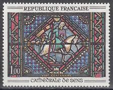 Francia/FRANCE 1513 ** 800 anni cattedrale di Sens/VETRO FINESTRA