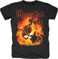 MERCYFUL FATE The Oath New King Diamond Black T-Shirt All Size S M L 2XL A396