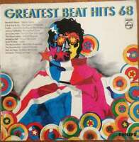 Various Greatest Beat Hits 68 LP Comp Vinyl Schallplatte 127522