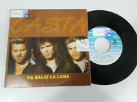 """CASTA YA SALIO LA LUNA FLAMENCO SINGLE 7"""" VINILO VINYL 1992 FONOMUSIC"""