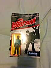 New Funko ReAction Super7 Universal Studios Monsters The Wolfman Wolf Man Figure