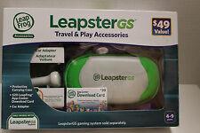 NEW Leapster GS Travel & Play Accessories by Leap Frog Accessories