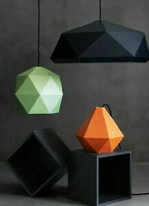 IKEA: JOXTORP: PENDANT: GEOMETRIC: MODERN:  LIGHT SHADE: PASTEL GREEN: BRAND NEW