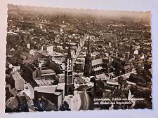 alte Foto Ansichtskarte Gelsenkirchen Luftbildaufnahme Fliegeraufnahme 1960er
