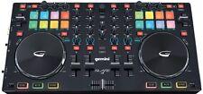 Gemini Slate 4 Channel DJ Controller Live Mixing RRP *$369* BNIB MUST SEE!!!!!!!