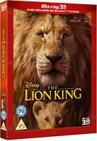 Disney The Lion King 3/D @ 2/D Blu-Ray  2019 Per-Order Now. Region Free