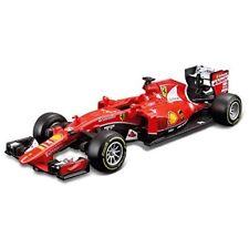 Coches de Fórmula 1 de automodelismo y aeromodelismo de ferrari de escala 1:24